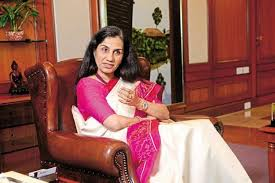 Chanda Kochhar former CEO ICICI Bank