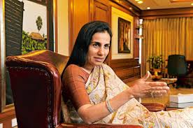 Chanda Kochhar Former MD and CEO ICICI Bank