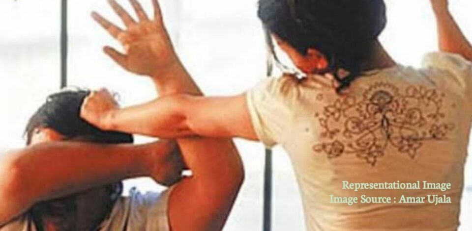 Wife beats husband, Male Domestic Abuse