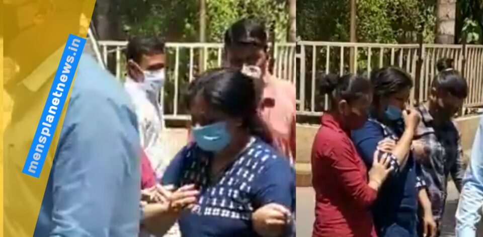 Ahmedabad Police inspector Geeta Pathan arrested in sextortion case, involved in honey trapping businessman